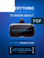 The Future of Virtual Reality for Amusement Industry