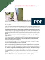 Dana Proyek Dinas PU Pengairan Kab Sidoarjo Di Desa Waung Diduga DikorupsiKategori