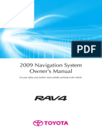 Navi Manual Rav 42009