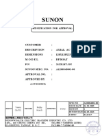 SUNON DP203AT 2122LBT.GN.155 (A12003480G-00)-1