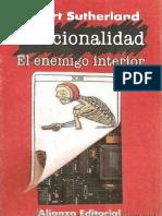 Stuart Shuterland - Irracionalidad. El Enemigo Interior Ed Alianza Madrid 1996 (Abbypc)