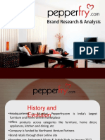 Pepperfry Marketing
