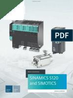 Catalog d21 4 Sinamics s120 Simotics Complete