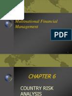 Country Risk Analysis AMITY JAIPUR BBA