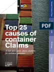UK P&I 25 Causes for Container Claims 2017_04