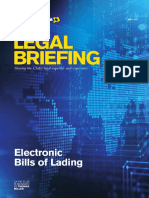 UK P&I Legal Briefing e Bill of Lading 2017 06