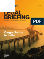 UK P&I Legal Briefing Indian Cargo Claims 2017 07