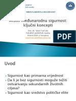 PPT MedjunarodnaSigurnost Misliti MS 171017