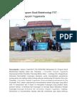 Kunjungan Program Studi Bioteknologi FST