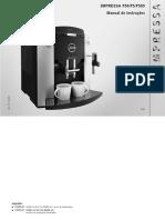 Download Manual Jura Impressa f5 f50 Portugues