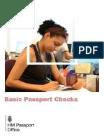 Basic Passport Checks 1988 -2016