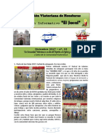 JACAL - Comunidad Viatoriana de Jutiapa (Honduras) - Nº 25 - Diciembre 2017