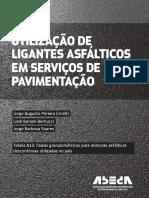 Tabela A12 Faixas Granulométricas Para Misturas Asfálticas Descontínuas Utilizadas No País