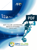 Afc Clr Booklet 2016