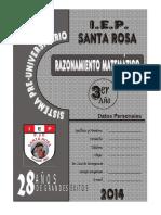 RAZ. MATEMATICO 3º.doc