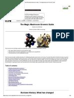 Erowid psilocybin mushroom vault: safe-pik guide: p. Baeocystis #10.