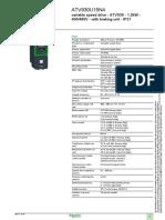 Altivar Process ATV900 ATV930U15N4