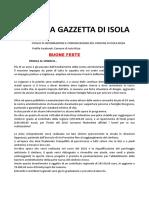 La Gazzetta Di Isola Rizza - DICEMBRE 2017