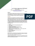 software engineering at ETH Zurich