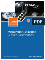 Werkzeuge Zubehoer 2012 o P