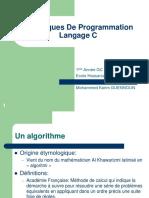 Techniques Deprogram C