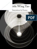 Little Wing. I-CHING Annotations.