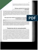 T de La Comunicación DSM-5 (PDF)