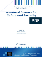 (NATO Science for Peace and Security Series B_ Physics and Biophysics) Ashok Vaseashta (Auth.), Ashok Vaseashta, Surik Khudaverdyan (Eds.)-Advanced Sensors for Safety and Security-Springer Netherlands