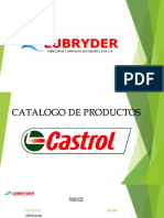Catalogo Castrol