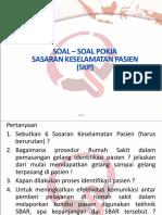 Daftar Pertanyaan Pokja SKP