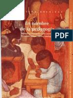 En Nombre de La Pedagogia Pp 93-107