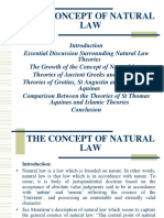 The Concept of Natural Law 1- Jurisprudence (3) (1)
