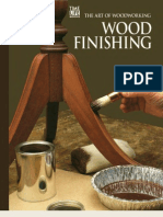 The Art of Woodworking - Wood Finishing