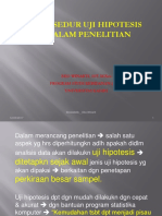 Prosedur Uji Statistik_ Ppt