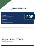Pipo - Pioderma Gangrenosum Pipo