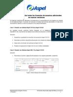 Pasos Para Detectar Todas Las Licencias de Usuarios Adicionales