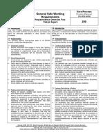 CP-200.Requerimientos Generales Para Trabajo Seguro -Core Process