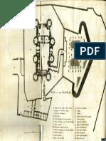 Plan of the Bastille
