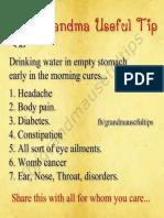 Useful Health Tips.pdf