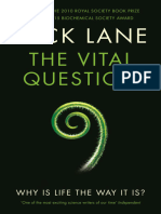 The Vital Question-Lane (Lnw Adam)