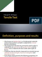 03. Tensile Test WNP Pengmat