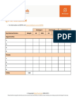 Qs Pm Worksheet