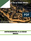 Ciudades - Edad Media