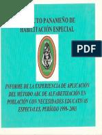 Instituto Panameño de Habiliatación Especial