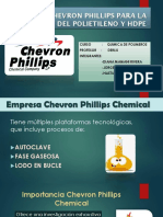 Proceso Chevron Phillips Xdd
