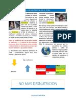 La Desnutricion en El Peru