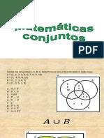 conjuntos matematicas