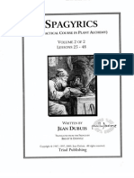 Spagyrics Vol 2