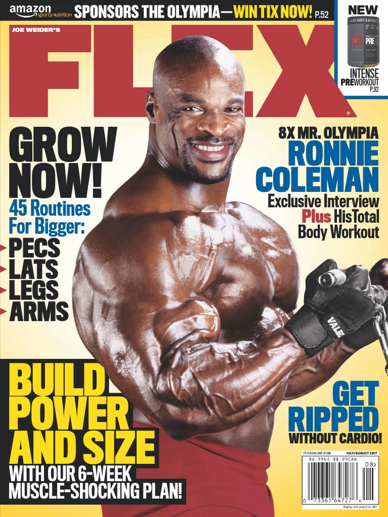 Flex USA July-August 2017 | Sports | Wellness