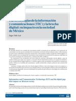 La Brecha Digital-